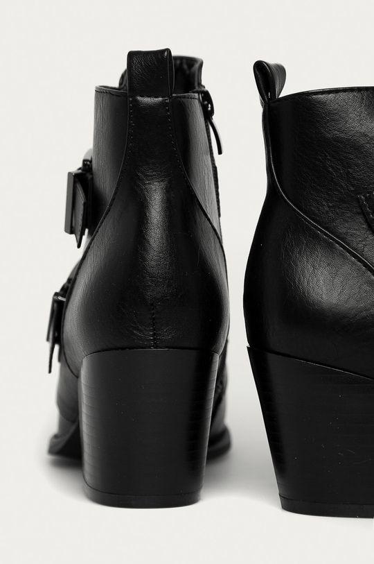 Answear Lab - Členkové topánky  Zvršok: Syntetická látka Vnútro: Syntetická látka, Textil Podrážka: Syntetická látka