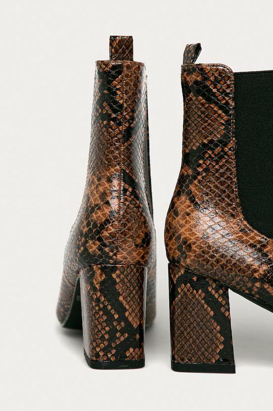 Answear Lab - Topánky Chelsea Moov  Zvršok: Syntetická látka, Textil Vnútro: Syntetická látka, Textil Podrážka: Syntetická látka