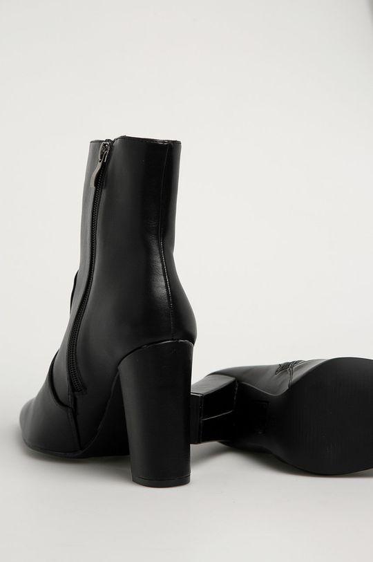 Answear Lab - Členkové topánky Tulipano  Zvršok: Syntetická látka Vnútro: Textil Podrážka: Syntetická látka