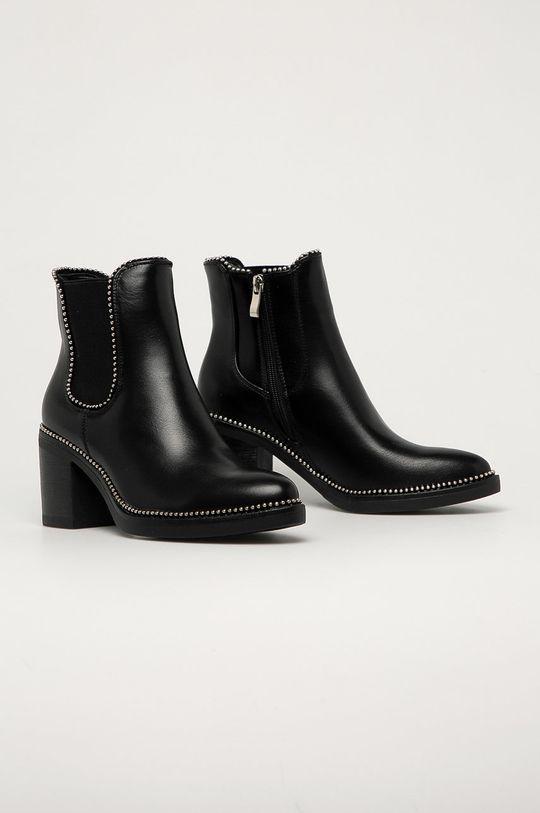 Answear Lab - Topánky Chelsea Stephan čierna
