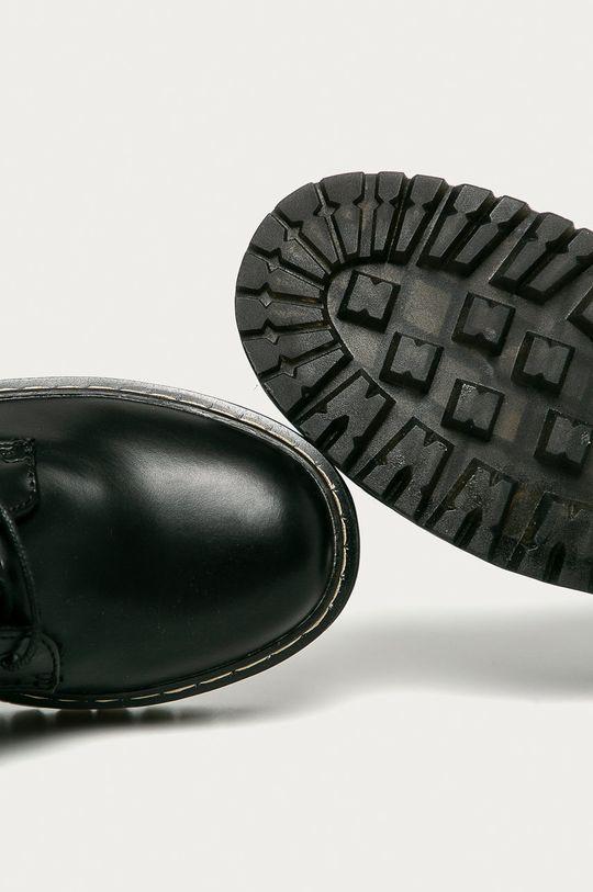 čierna Answear Lab - Poltopánky Prisska