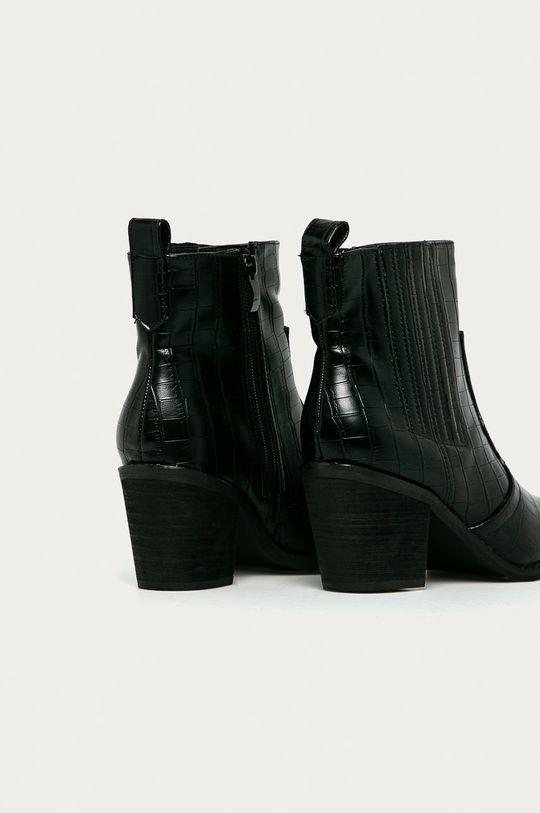 Answear Lab - Kovbojské topánky  Zvršok: Syntetická látka Vnútro: Syntetická látka, Textil Podrážka: Syntetická látka