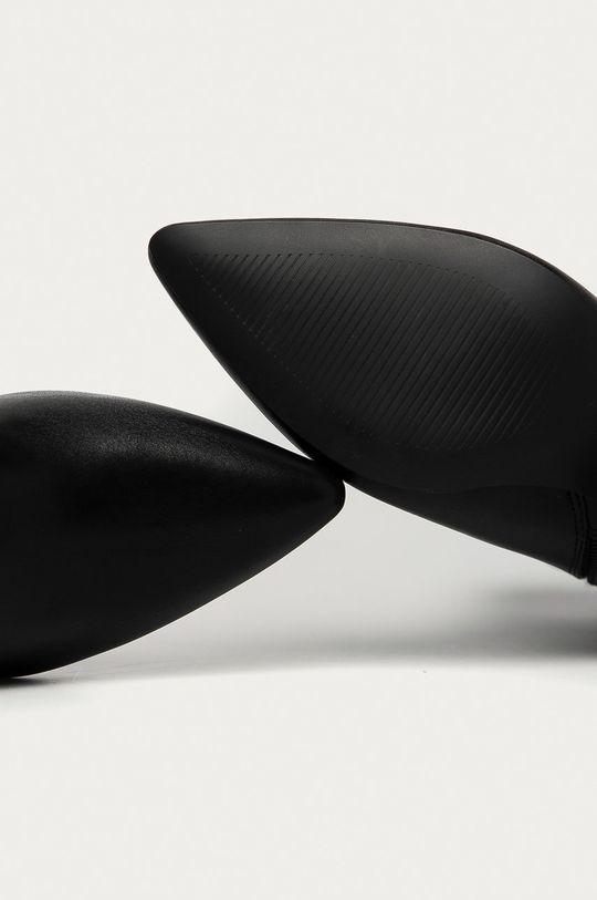 negru Answear Lab - Botine Tulipano