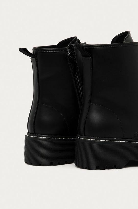 Answear Lab - Farmářky Best Shoes  Svršek: Umělá hmota Vnitřek: Umělá hmota, Textilní materiál Podrážka: Umělá hmota
