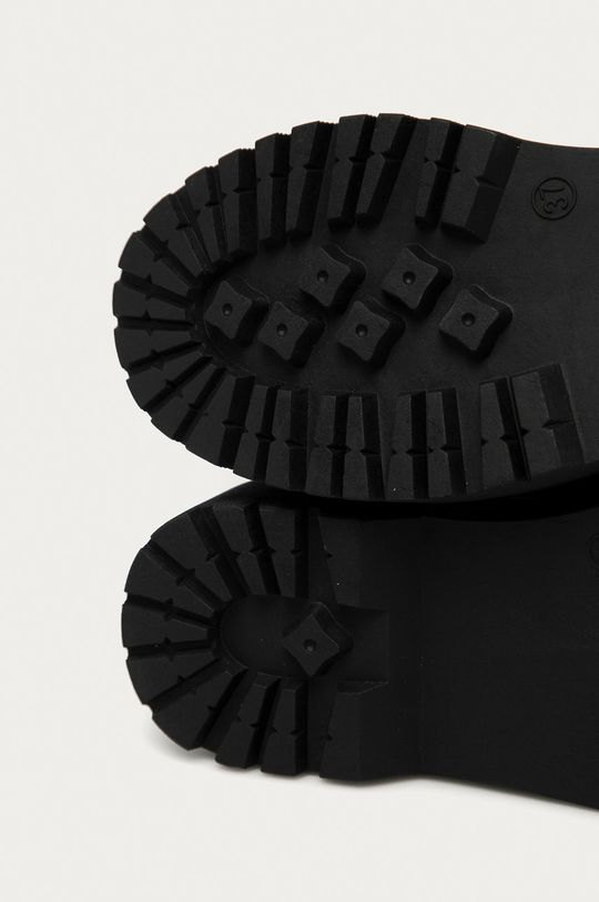 černá Answear Lab - Farmářky Best Shoes