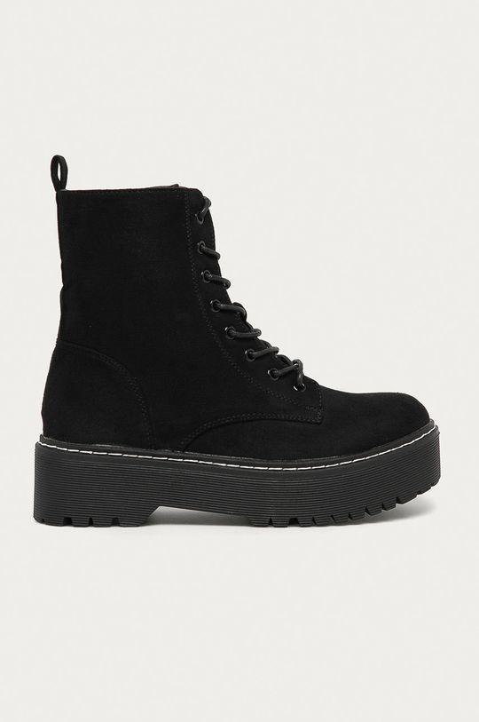 černá Answear Lab - Farmářky Best Shoes Dámský