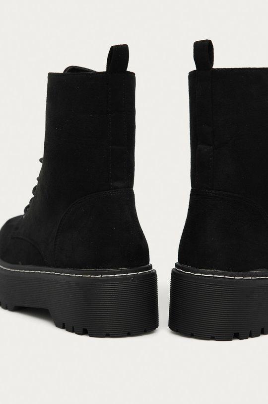 Answear Lab - Farmářky Best Shoes  Svršek: Textilní materiál Vnitřek: Umělá hmota, Textilní materiál Podrážka: Umělá hmota