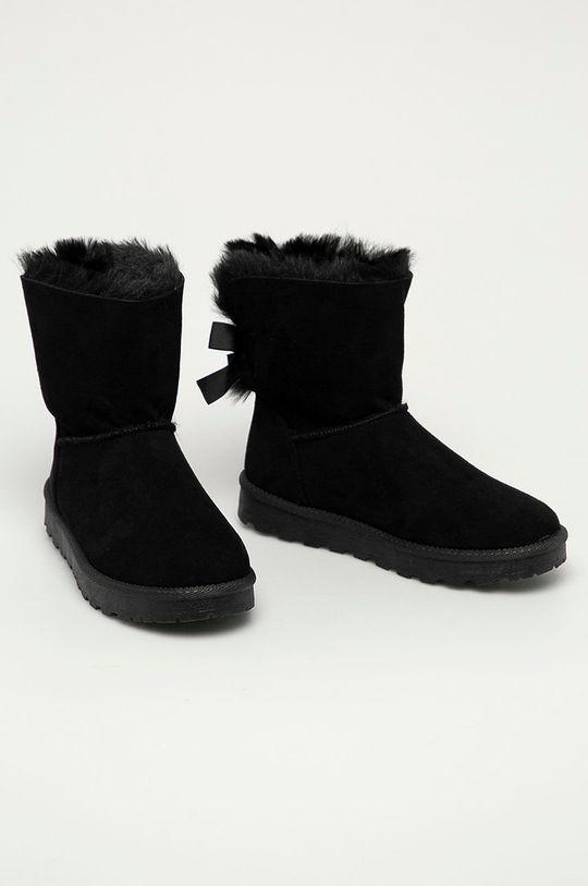 Answear Lab - Cizme de iarna Mellisa negru