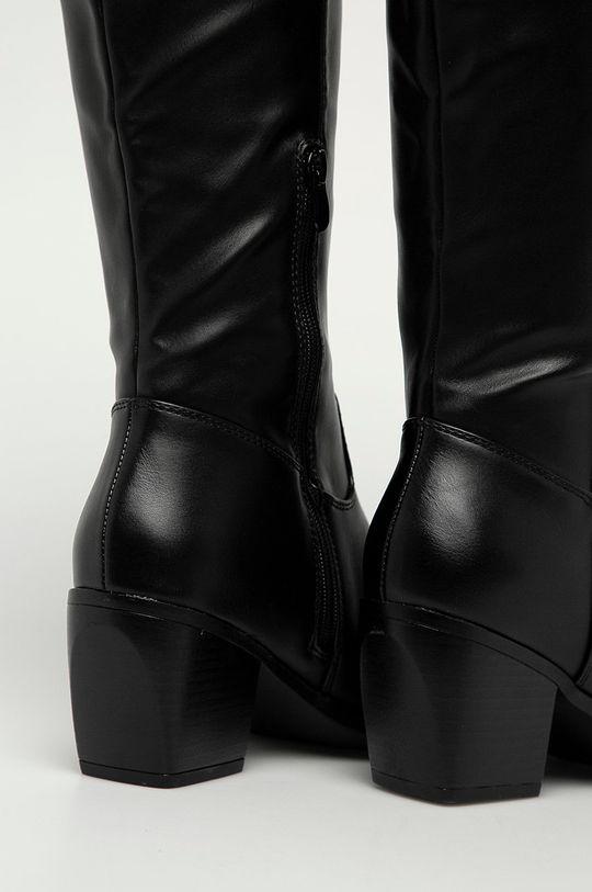 Answear Lab - Westernové boty Lovery  Svršek: Umělá hmota Vnitřek: Textilní materiál Podrážka: Umělá hmota