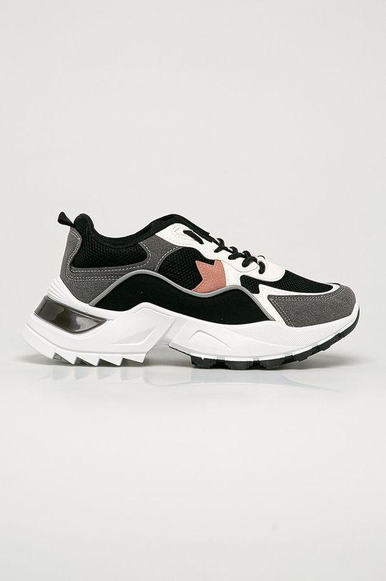 černá Answear Lab - Boty Ideal Shoes Dámský