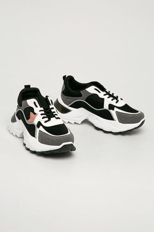 Answear Lab - Boty Ideal Shoes černá