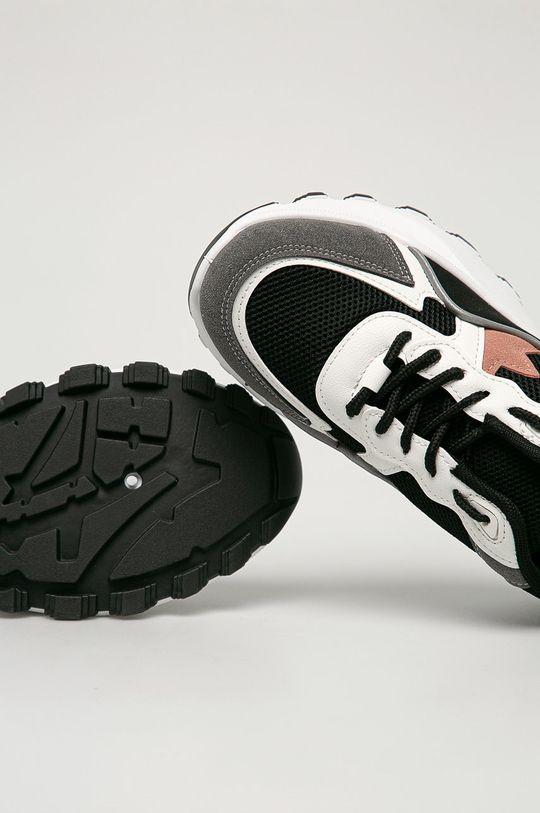 černá Answear Lab - Boty Ideal Shoes
