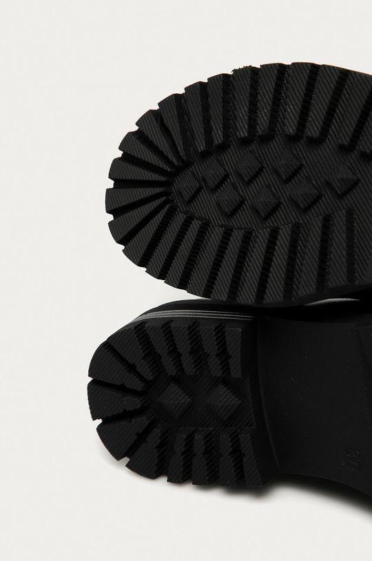 Answear Lab - Členkové topánky Super Woman  Zvršok: Syntetická látka Vnútro: Textil Podrážka: Syntetická látka