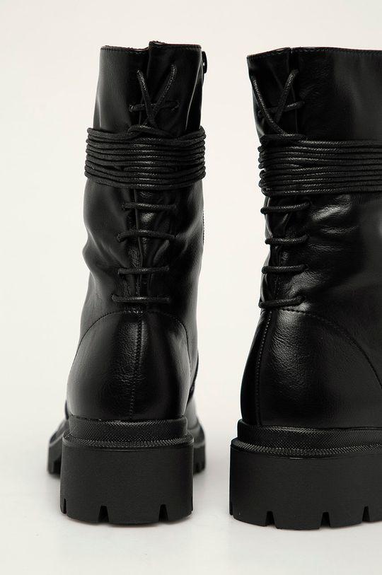 Answear Lab - Nízké kozačky Fly Shoes  Svršek: Umělá hmota Vnitřek: Textilní materiál Podrážka: Umělá hmota