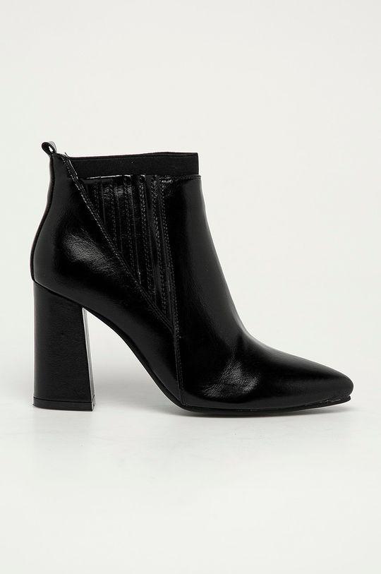 čierna Answear Lab - Členkové topánky Fly Shoes Dámsky