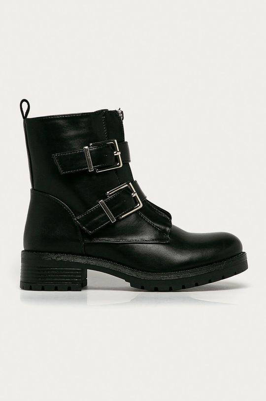 čierna Answear Lab - Členkové topánky Damerose Dámsky