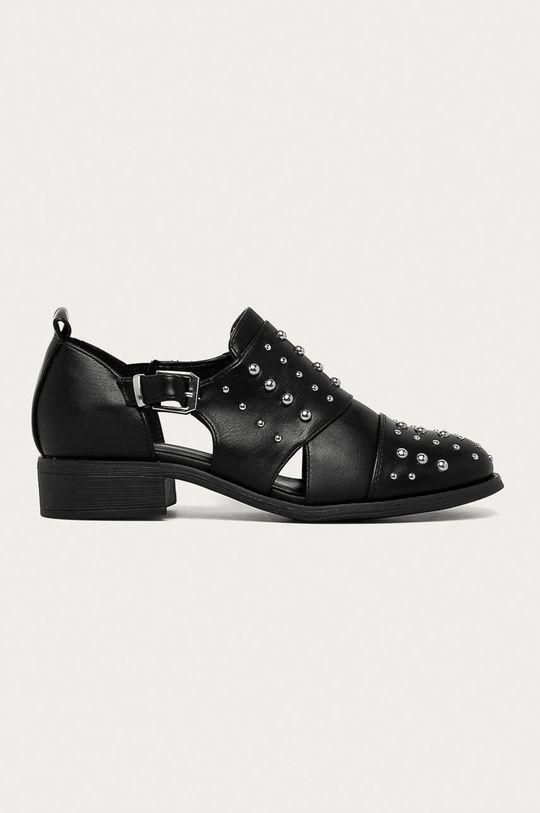 černá Answear Lab - Polobotky Fashion&Bella Dámský