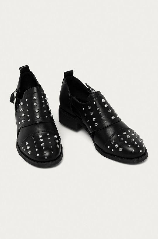 Answear Lab - Polobotky Fashion&Bella černá