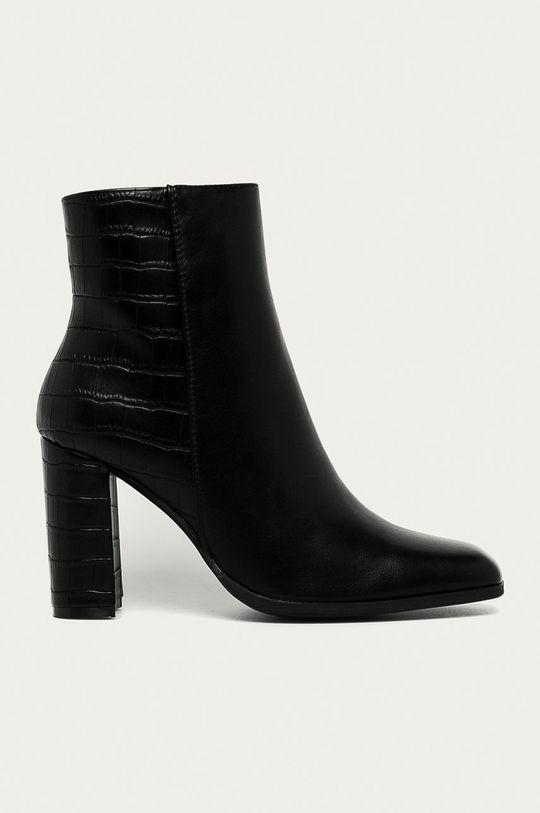 čierna Answear Lab - Členkové topánky Fashion&Bella Dámsky