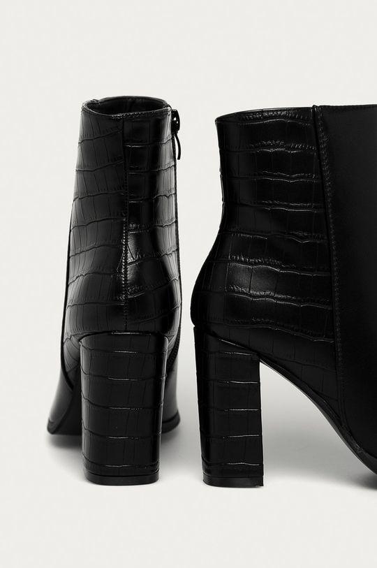 Answear Lab - Členkové topánky Fashion&Bella  Zvršok: Syntetická látka Vnútro: Textil Podrážka: Syntetická látka