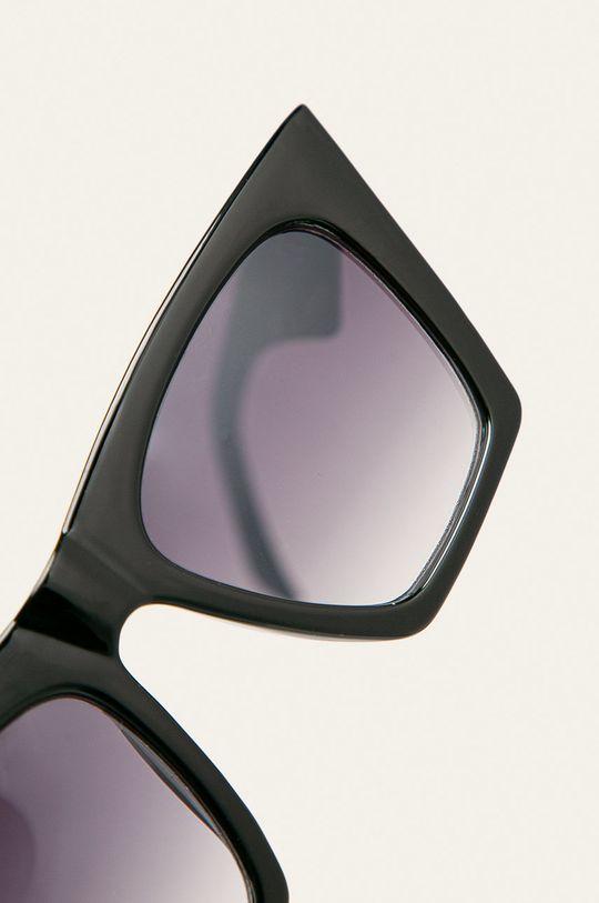 Answear - Okulary przeciwsłoneczne  20 % Materiał syntetyczny, 80 % Metal