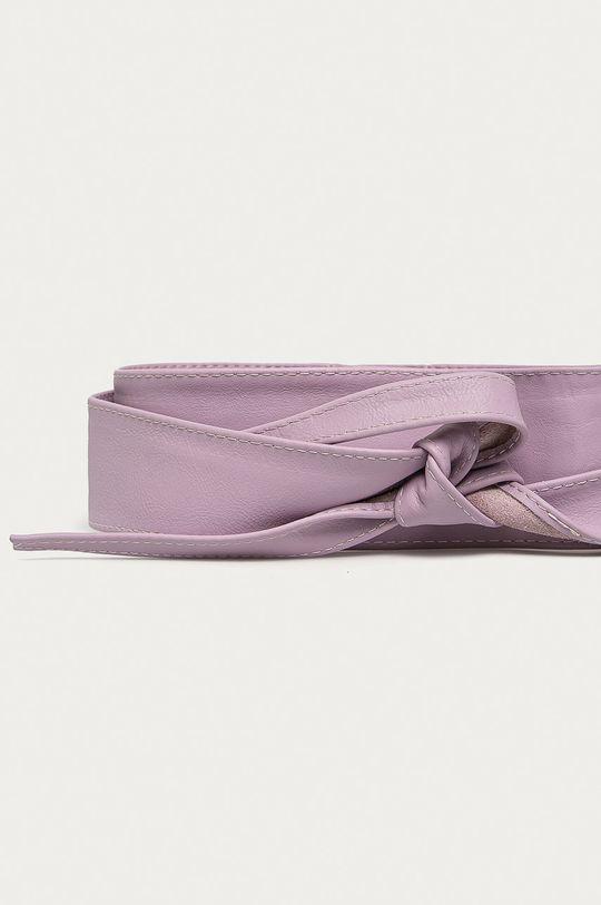Answear - Curea de piele Answear Lab violet