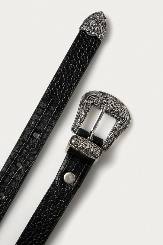 Answear Lab - Opasok čierna