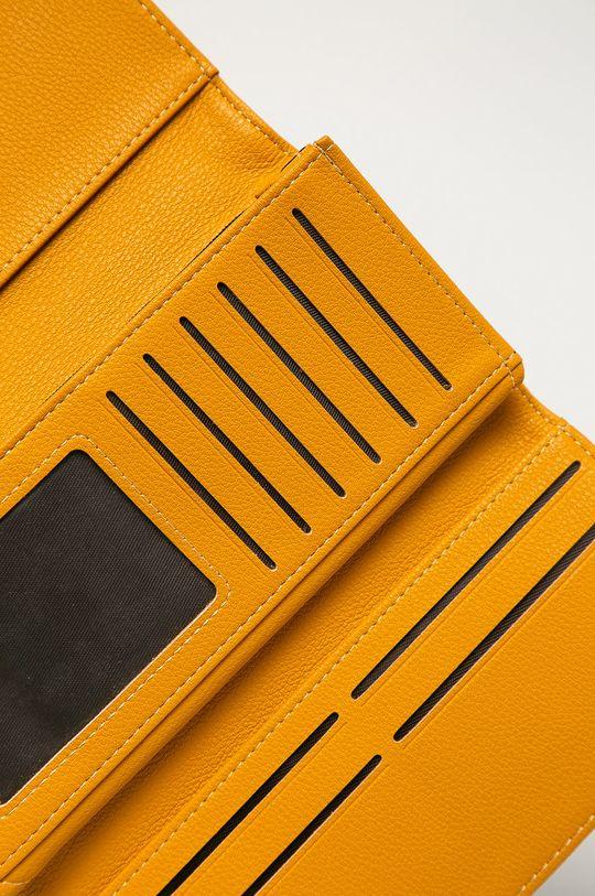 Answear Lab - Peněženka žlutá