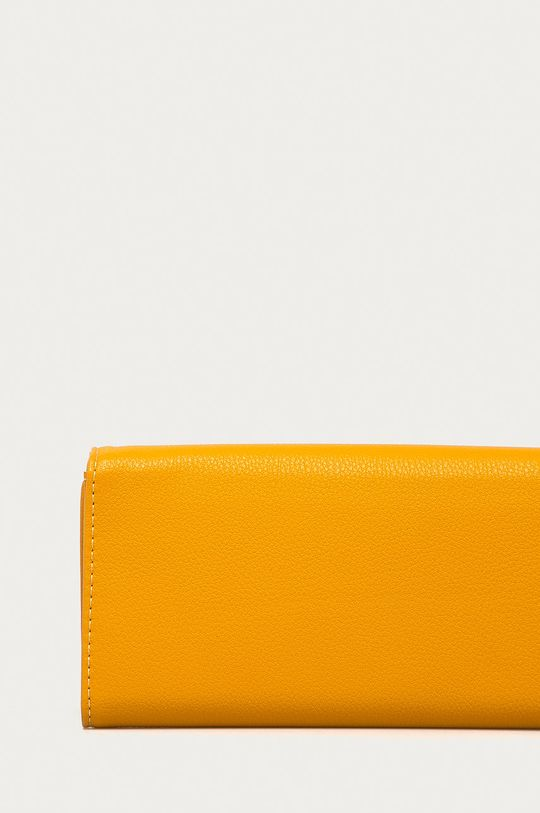 žlutá Answear Lab - Peněženka