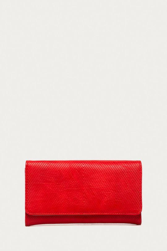 červená Answear Lab - Peněženka Dámský