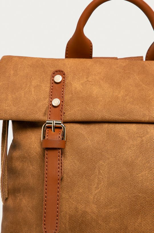 Answear - Ruksak Answear Lab  1. látka: 100% PU 2. látka: 65% Bavlna, 35% Nylón 3. látka: 100% Polyester