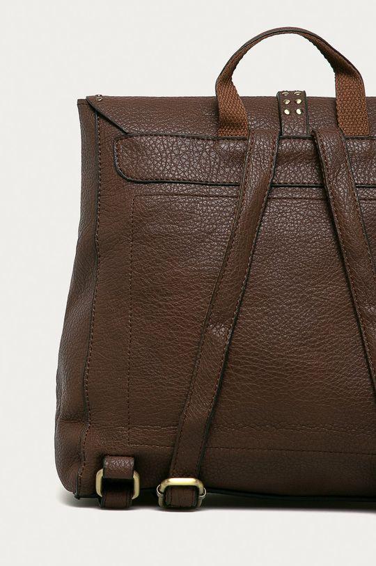 brązowy Answear Lab - Plecak
