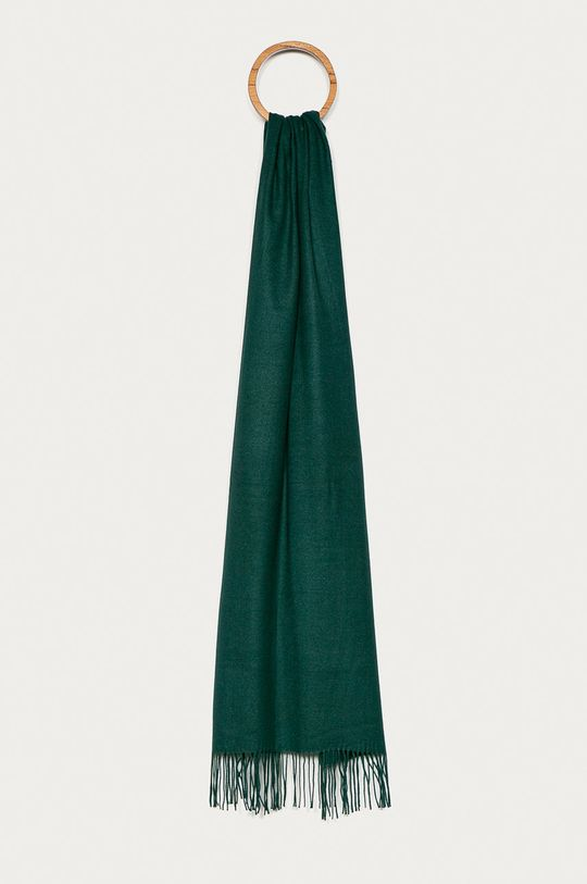 verde inchis Answear Lab - Fular De femei