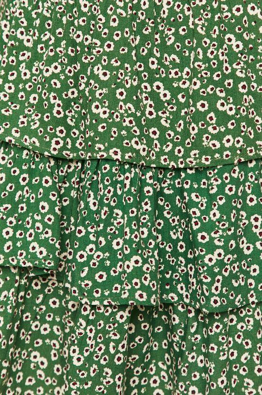 zelená Answear - Sukně