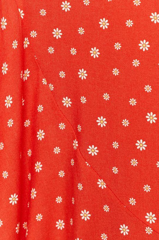 czerwony Answear Lab - Spódnica