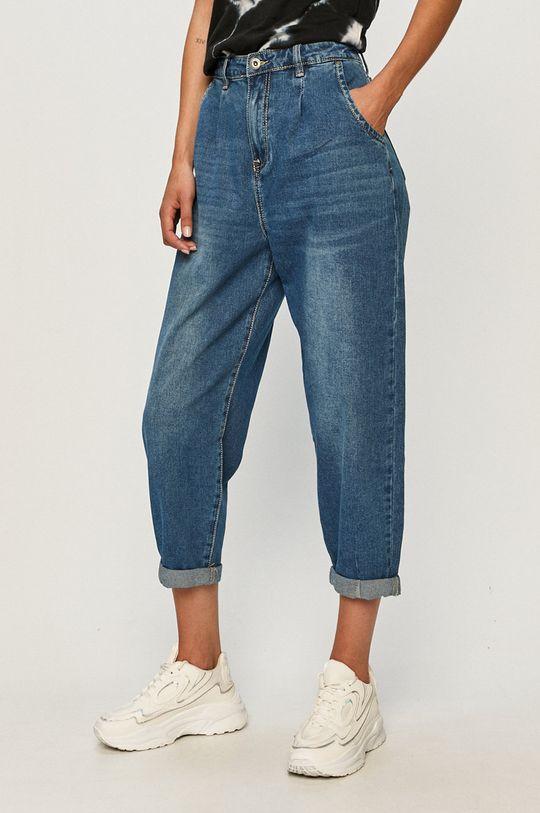 albastru Answear - Jeansi Answear Lab De femei