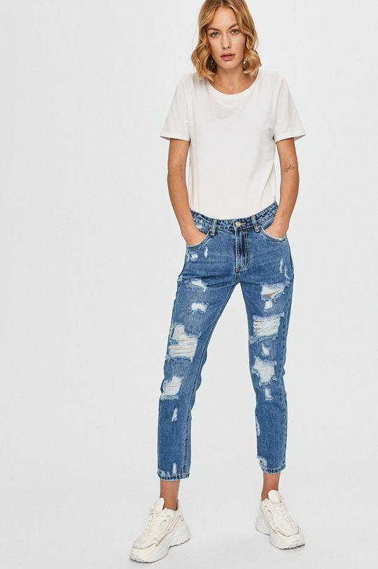 Answear Lab - Jeansi albastru