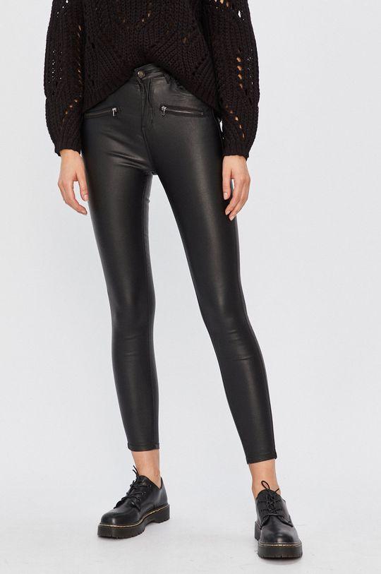 černá Answear - Kalhoty Dámský