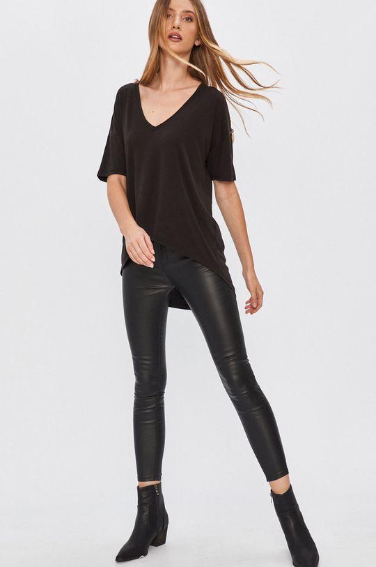 Answear - Pantaloni Answear Lab negru