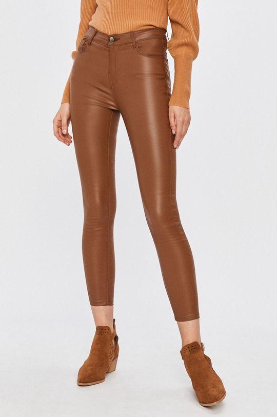 maro Answear - Pantaloni Answear Lab De femei