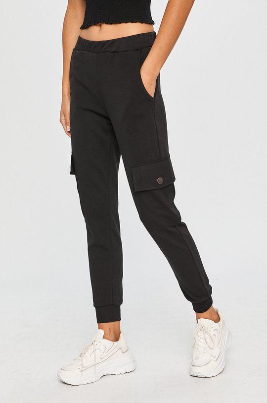 negru Answear - Pantaloni Answear Lab De femei