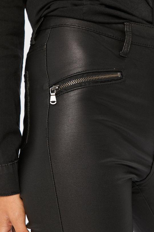 čierna Answear - Nohavice Answear Lab
