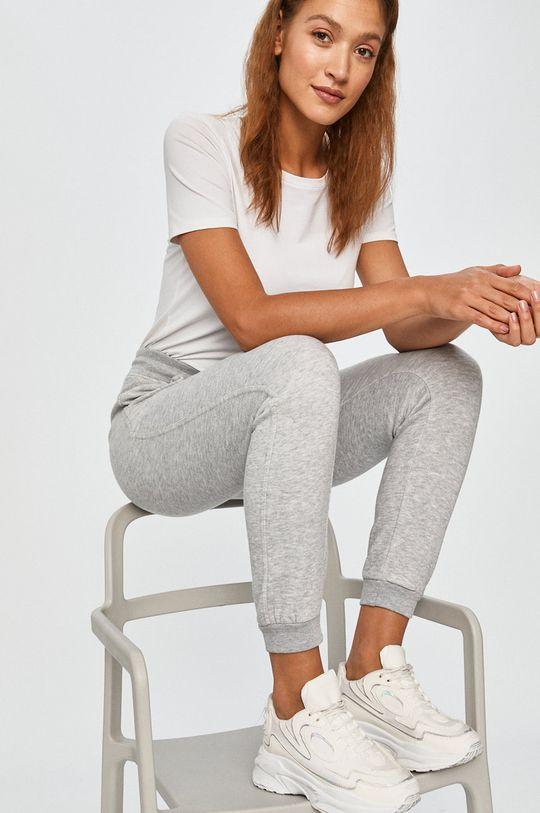 szary Answear Lab - Spodnie Damski