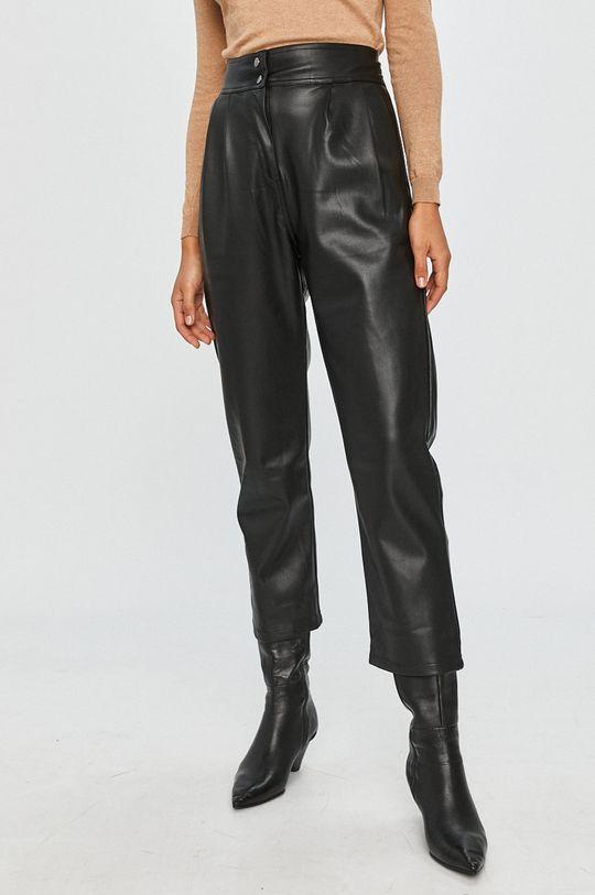 Answear Lab - Kalhoty černá