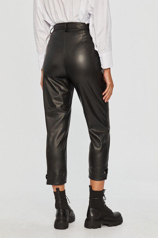 Answear Lab - Spodnie 100 % Poliuretan