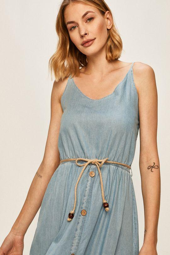 modrá Answear - Šaty