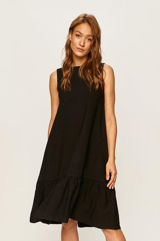 Answear - Сукня  100% Льон