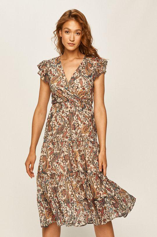 vícebarevná Answear - Šaty