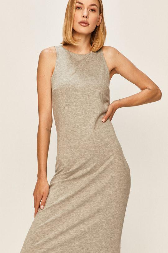 сірий Answear - Плаття Жіночий