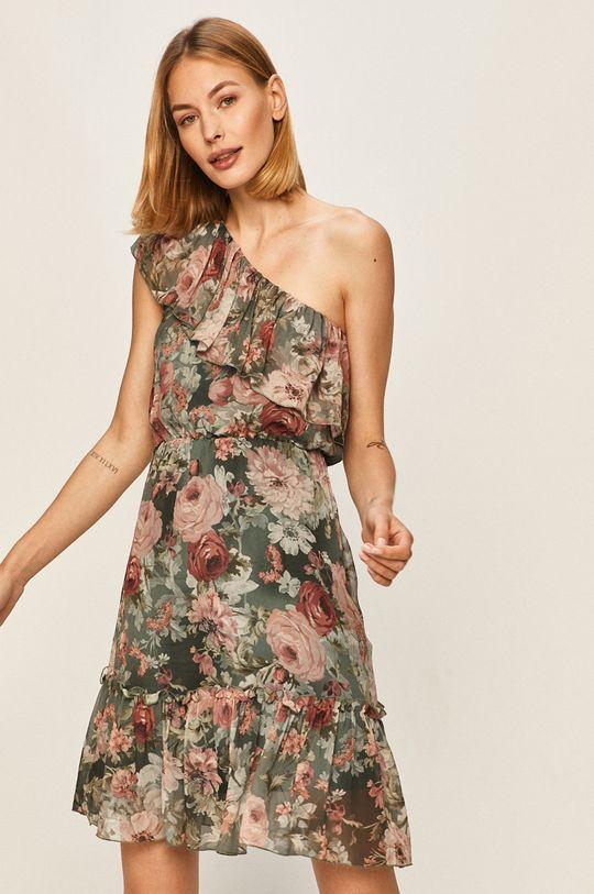 vícebarevná Answear - Šaty Answear Lab Dámský